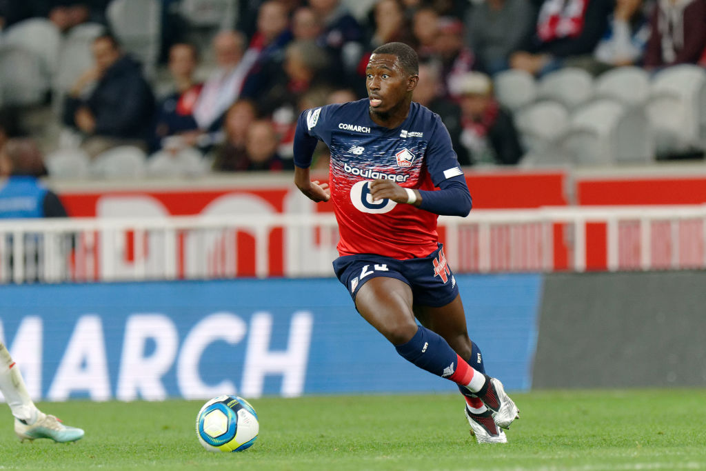 Boubacary Soumaré is set to join Leicester from Lille for just shy of €30m