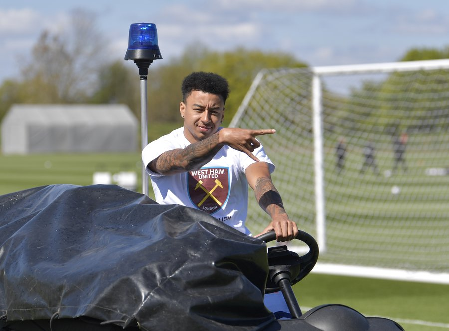 Jesse Lingard could start next season back at Manchester United because West Ham doubt they can find the funds to sign him on a permanent deal