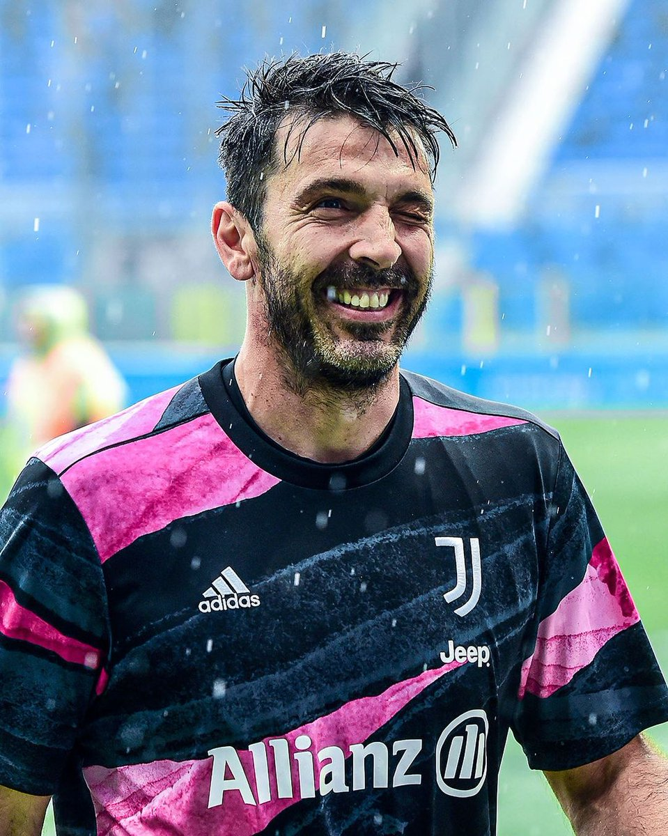 """43-year old Gianluigi Buffon has confirmed he is leaving Juventus at the end of the season: """"I don't know yet if I'm retiring or finding another exciting experience."""""""