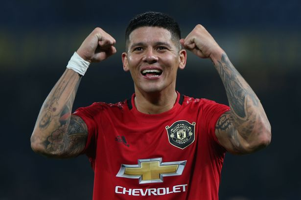 Manchester United have agreed to terminate Marcos Rojo's contract, allowing him to join Boca Juniors this month