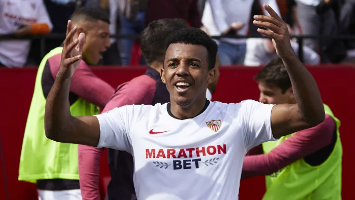 Manchester United are hot on the heels of Sevilla's £60m-rated centre-back Jules Koundé, and Ole Gunnar Solskjaer has made the 22-year-old French centre-back his first-choice summer transfer target